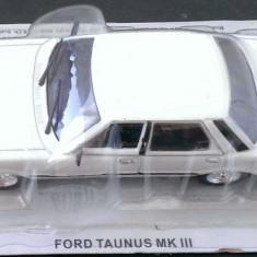 Macheta metal DeAgostini - Ford Taunus MK III - Masini de Legenda Polonia - Macheta auto, 1:43