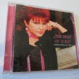 RAR! CD AURA URZICEANU ALBUMUL THE BEST OF AURA 2005,COMPULATION CD VOL.1