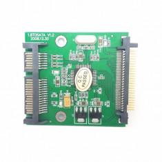 Adaptor SATA 22 Pin la IDE 1.8 Inch 50pin