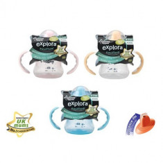 Cana First Sips Tommee Tippee 150 ml 4 luni + / Canita fetite si baieti / canite
