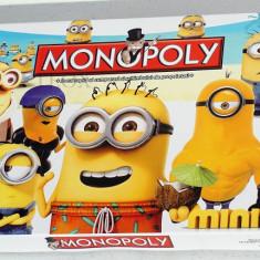Monopoly Minions -Limba Romana - Joc board game