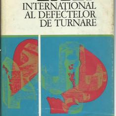 ATLAS INTERNATIONAL AL DEFECTELOR DE TURNARE