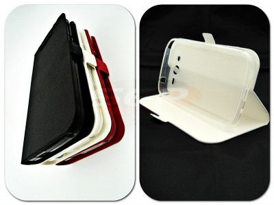 Toc FlipCover Stand Magnet Lenovo Vibe K4 Note / A7010 ALB foto