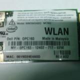 Placuta WiFi laptop Dell D820