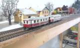 VT 135, Trix, la scara HO, 1:87, Locomotive