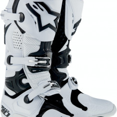 MXE Cizme motocross Alpinestars Tech 10 culoare Alb Cod Produs: 34101075PE