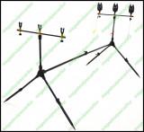 Rod Pod FL 3 Posturi 3 Swingere Si 3 Senzori / Avertizori Husa Transport Inclusa, Fishing Line - FL