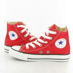 Bascheţi Converse ALL STAR rosii - Tenisi barbati Converse, Marime: 36, 37, 38, 39, 40, 41, 42, 43, 44, Culoare: Rosu