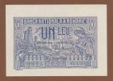 1 LEU 1915 UNC