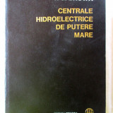 """CENTRALE HIDROELECTRICE DE PUTERE MARE"", J. G. Brown, 1970. Carte noua - Carti Energetica"
