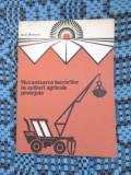 Aurel MARINESCU - MECANIZAREA LUCRARILOR IN CULTURI AGRICOLE PROTEJATE (1981)