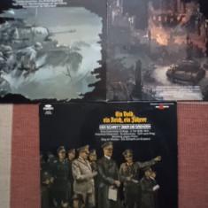 Ein Volk Ein Reich Ein Fuhrer propaganda nazista hitler lot 3 discuri vinyl lp - Muzica soundtrack, VINIL
