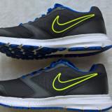 Nike Downshifter 6 - adidasi originali alergare, adidasi barbati!, Marime: 44, Culoare: Negru, Textil