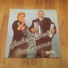 Gabi Lunca si Ion Onoriu LP vinil vinyl - Muzica Lautareasca Altele