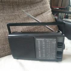 Radio portabil vintage Grundig Prima Boy 70K, ca nou. - Aparat radio Grundig, Analog, 0-40 W