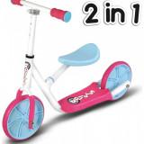 Trotineta copii 2 IN 1 Roller R2 Zinc