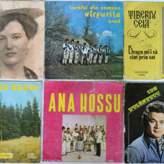 Lot 31 discuri vinil, vinyl, Muzica Populara electrecord, usoara, rock - romanesti
