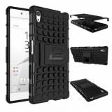 Husa Sony Xperia Z5 hard duty armor shockproof hybrid 2016, Alt model telefon Sony, Alta, Alt material