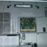 Bottom case laptop Dell D820