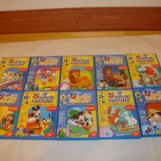 Set-colectie MAGIC ENGLISH (10 DVD-uri) - lot colectie