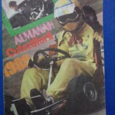 Almanah Cutezatorii 1988 / R8P2S