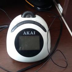 RADIO CU CEAS AKAI, MODEL -AR 215P - Aparat radio Akai, Analog