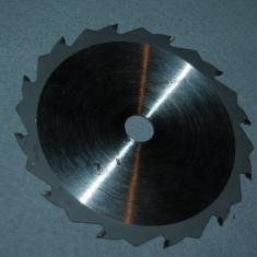 Panza fierastrau circular BOSCH Speedline Wood COD 2608642600 165 x 20 x 1.7