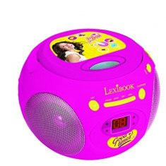 BOOMBOX CU CD SOY LUNA - CD player