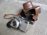 Aparat foto Zorki 10, toc piele