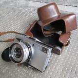 Aparat foto Zorki 10, toc piele - Aparat de Colectie