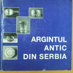 Argintul antic din Serbia catalog expozitie muzeu 1996 numismatica monezi - Album Muzee