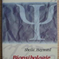 Sheila Hayward - Biopsihologie