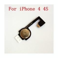 Buton meniu microcontact iPhone 4 Original NOU