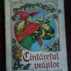 Robert Browning Cantaretul vrajitor, ilustratii Livia Rusz - Carte de povesti