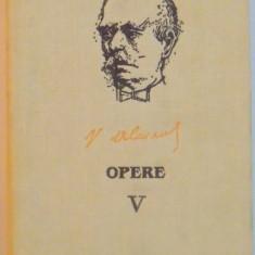 OPERE, VOL. V, 1992 - Roman