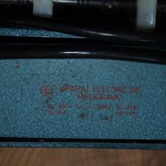 APARAT ELECTRIC DE PIROGRAVAT , CA SI NOU - RSR