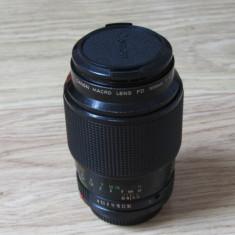 Vand obiectiv CANON MACRO FD 100mm 4 - Obiectiv DSLR Canon, Macro (1:1), Canon - EF/EF-S