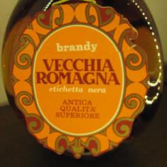 Vecchia romagna, antica qualità superiore -cl 75 gr 40 sticla ani 50/60 - Cognac