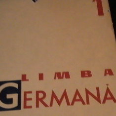 LIMBA GERMANA-VOL1-JEAN LIVESCU-EMILIA SAVIN-S.IONOVICI-654 PG- - Curs Limba Germana