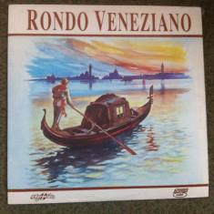 Rondo Veneziano Orchestra Allegro Milana muzica clasica romantica disc vinyl lp, VINIL