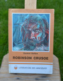 Carte - Robinson Crusoe - Daniel Defoe (Literatura de ghiozdan,VIZUAL 1999) #235, Alta editura