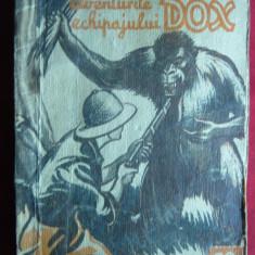 Aventurile Echipajului DOX nr 93 Ed. IG Hertz- In Tara Gorilei de H.Warren