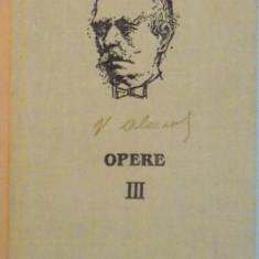 OPERE, VOL. III, 1991 - Roman