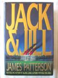 """JACK & JILL"", James Patterson, 1996. Carte  in limba engleza. Absolut noua"