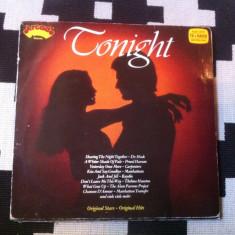 Tonight original stars compilatie various disc vinyl lp muzica pop rock disco