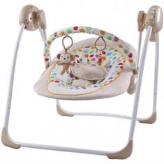 Leagan Electric Cu Conectare La Priza Monkey - Sun Baby - Set mobila copii