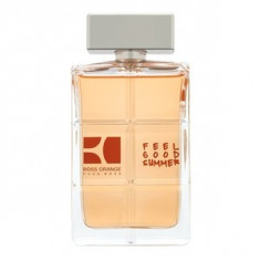 Hugo Boss Boss Orange Man Feel Good Summer eau de Toilette pentru barbati 100 ml Tester - Parfum barbati Hugo Boss, Apa de toaleta