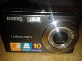 APARAT FOTO 10 MPX BENQ DC E1050 DEFECT, Compact, 3x