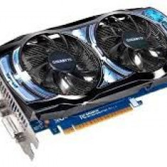 Placi video GIGABYTE GTS 450 1 GB DDR5 WINDFORCE, garantie 6 luni - Placa video PC Gigabyte, PCI Express, nVidia