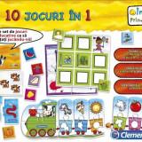 Clementoni 10 Jocuri In 1